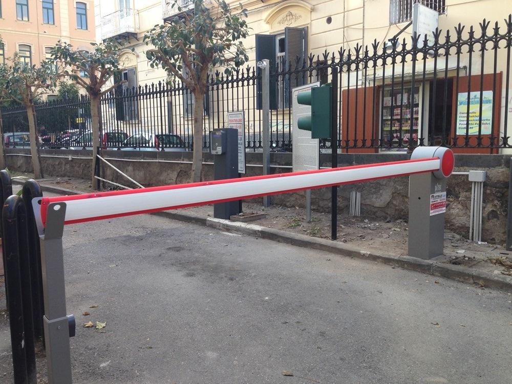 Parcheggio automatico Cantieri Sud Torre del Greco Napoli