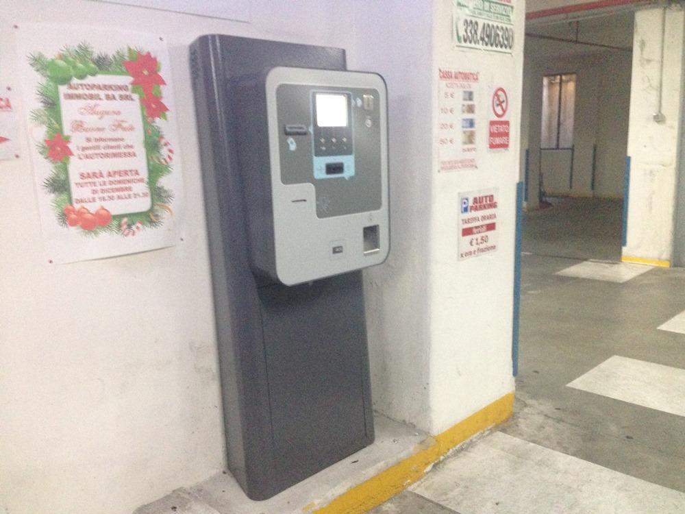 Parcheggio automatico Immobil Ba Avellino