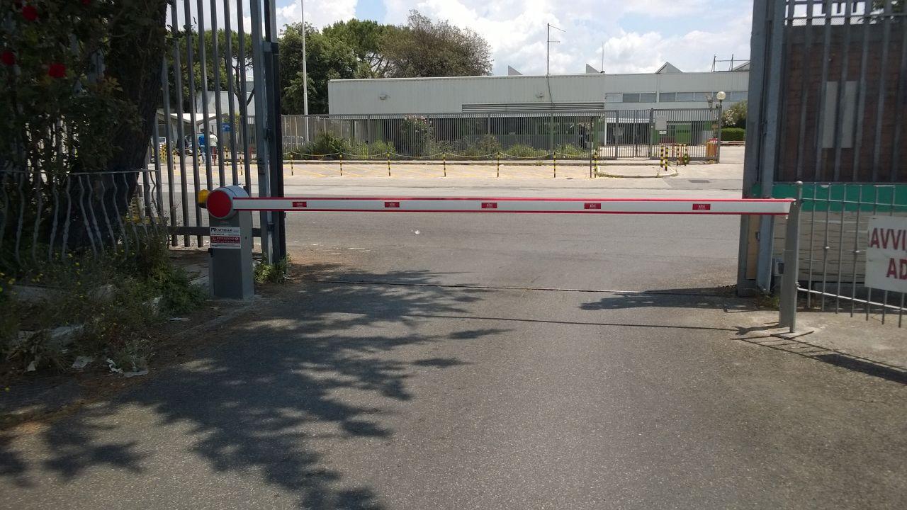 Barriera automatica Ditec QIK Scaramuzza Napoli