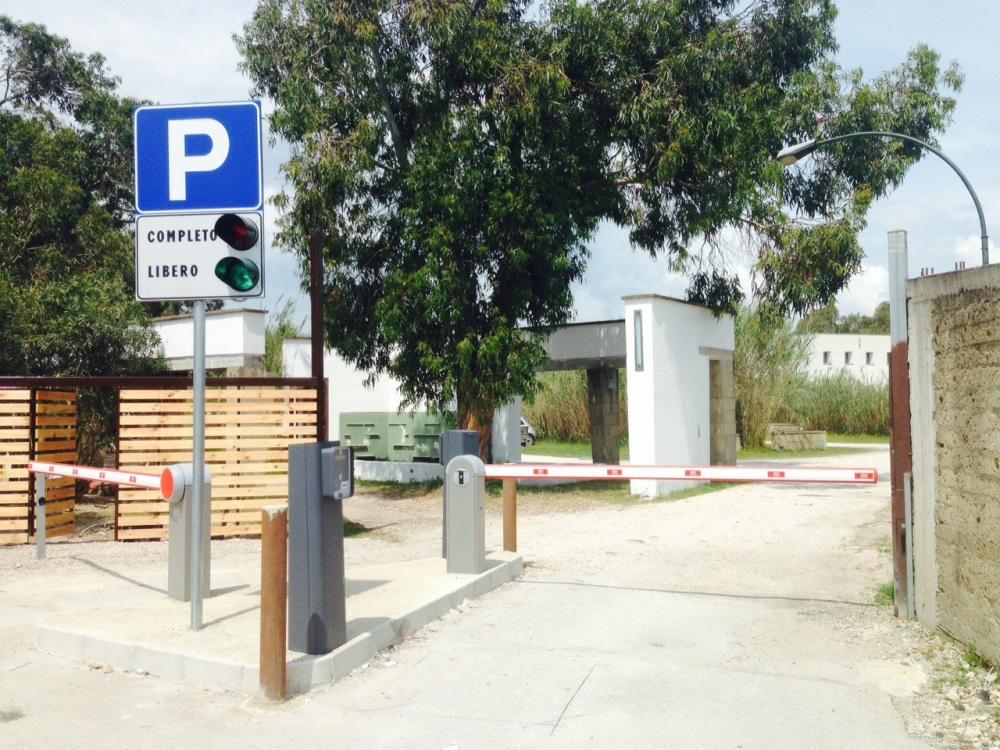 Parcheggio automatico Hyppo Campos Castelvolturno Caserta