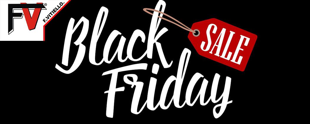 F.lli Vitiello's BLACK FRIDAY! La rapida diffusione di un evento!